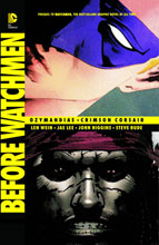 Image: Before Watchmen: Ozymandias / Crimson Corsair SC  - DC Comics