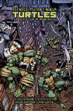 Image: Teenage Mutant Ninja Turtles Annual 2012 HC  (deluxe limited) - IDW Publishing