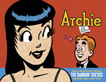 Image: Archie: The Swingin' Sixties Daily Comics Vol. 02: 1963-1965 HC  - IDW Publishing