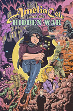 Image: Amelia Cole and the Hidden War SC  - IDW Publishing