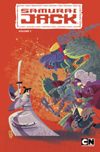 Image: Samurai Jack Vol. 01: The Threads of Time SC  - IDW Publishing