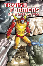 Image: Transformers: Regeneration One Vol. 04 SC  - IDW Publishing