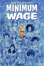 Image: Minimum Wage #5 - Image Comics