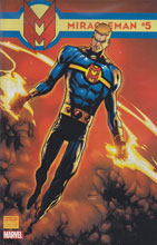 Image: Miracleman #5 (variant cover - Ramos) - Marvel Comics