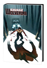 Image: Savage Wolverine Vol. 03: Wrath HC  - Marvel Comics