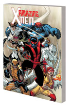 Image: Amazing X-Men Vol. 01: The Quest for Nightcrawler SC  - Marvel Comics