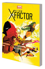 Image: All-New X-Factor Vol. 01: Not Brand X SC  - Marvel Comics