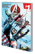 Image: Avengers World Vol. 01: A.I.M.pire SC  - Marvel Comics
