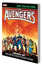Image: Avengers Epic Collection: Judgment Day SC  - Marvel Comics