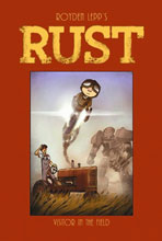 Image: Rust Vol. 01: Visitor in Field HC  - Boom! Studios
