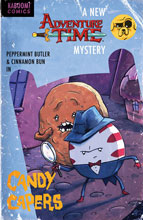 Image: Adventure Time: Candy Capers Vol. 01 SC  - Boom! Studios