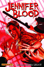 Image: Jennifer Blood Vol. 05: Blood Legacy SC  - Dynamite