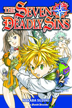 Image: Seven Deadly Sins Vol. 02 SC  - Kodansha Comics