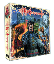 Image: Kill Shakespeare: The Board Game  -