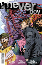 Image: Neverboy #3 - Dark Horse Comics