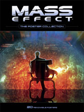 Image: Mass Effect: Poster Collection SC  - Dark Horse Comics