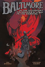 Image: Baltimore, or, The Steadfast Tin Soldier & the Vampire Novel SC  - Dark Horse Comics
