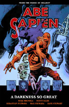 Image: Abe Sapien Vol. 06: A Darkness So Great SC  - Dark Horse Comics