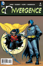 Image: Convergence #5 (Opena variant cover - 00531) - DC Comics