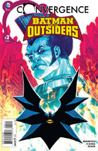 Image: Convergence: Batman and the Outsiders #2 - DC Comics