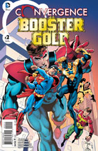 Image: Convergence: Booster Gold #2 - DC Comics