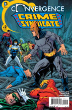Image: Convergence: Crime Syndicate #2 - DC Comics