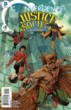 Image: Convergence: Justice Society of America #2 - DC Comics