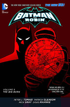 Image: Batman and Robin Vol. 05: The Big Burn SC  - DC Comics