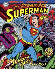 Image: Superman: The Atomic Age Sundays 1949-1953 HC  - IDW Publishing