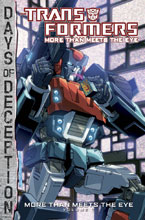 Image: Transformers: More Than Meets the Eye Vol. 07 SC  - IDW Publishing