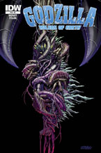 Image: Godzilla: Rulers of Earth #24 (subscription cover - Jeff Zornow) - IDW Publishing