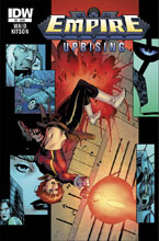 Image: Empire: Uprising #2 - IDW Publishing