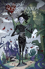 Image: Edward Scissorhands Vol. 01: Parts Unknown SC  - IDW Publishing