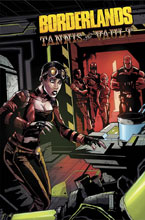 Image: Borderlands Vol. 03: Tannis & the Vault SC  - IDW Publishing