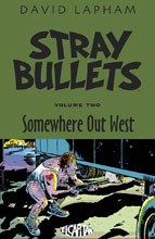 Image: Stray Bullets Vol. 02: Somewhere Out West SC  - Image Comics