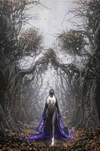 Image: Death Vigil Lithograph Print  - Image Comics - Top Cow
