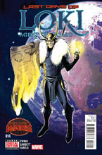 Image: Loki: Agent of Asgard #14 - Marvel Comics