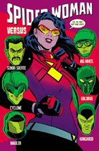 Image: Spider-Woman #7 - Marvel Comics