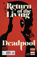 Image: Return of the Living Deadpool #4 - Marvel Comics