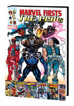 Image: Marvel Firsts: The 1990s Omnibus HC  - Marvel Comics