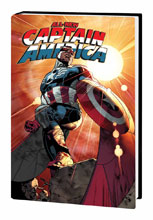 Image: All-New Captain America Vol. 01: Hydra Ascendant HC  - Marvel Comics