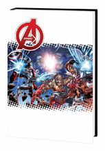 Image: Avengers: Time Runs Out Vol. 04 HC  - Marvel Comics