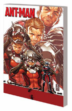 Image: Ant-Man Vol. 01: Second-Chance Man SC  - Marvel Comics