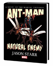 Image: Ant-Man: Natural Enemy Prose Novel HC  - Marvel Comics