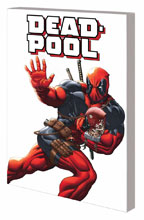 Image: Deadpool Classic Vol. 11: Merc with a Mouth SC  - Marvel Comics
