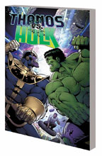 Image: Thanos vs. Hulk SC  - Marvel Comics