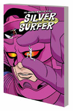 Image: Silver Surfer Vol. 02: Worlds Apart SC  - Marvel Comics