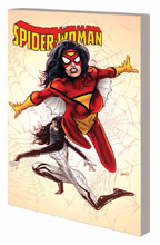 Image: Spider-Woman Vol. 01: Spider-Verse SC  - Marvel Comics