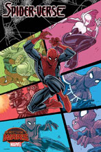 Image: Spider-Verse #1 by Bradshaw Poster  - Marvel Comics