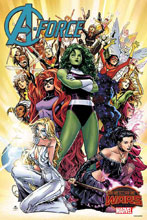 Image: A-Force #1 by Cheung Poster  - Marvel Comics